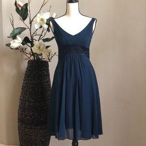 Ann Taylor Silk Evening Dress
